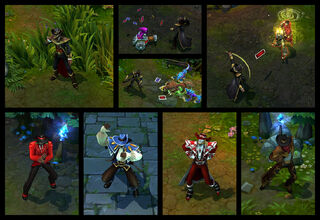 TwistedFate Screenshots