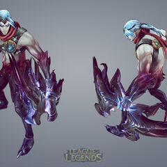 Varus Model 2 (by Riot Artist <a href=