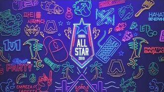 "Die Party kann losgehen ""All-Stars""-Event 2019 – League of Legends"