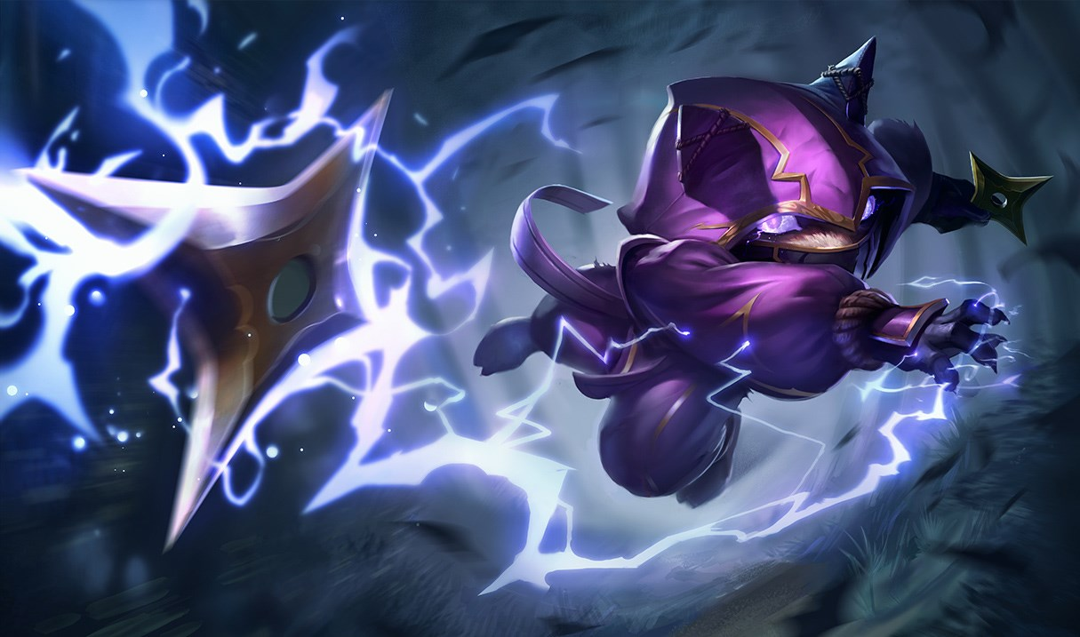 Kennen OriginalSkin