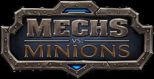 Mechs vs. Minions logo