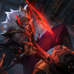Blood Moon Pyke Splash Concept 1 (by Riot Artist <a href=