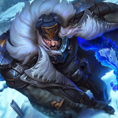 Northern Front Swain Update Splash Concept 1 (by Riot Artist <a href=