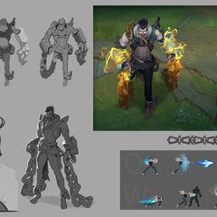 Sylas Concept 6 (by Riot Artist <a href=