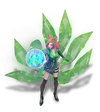 Ahri KDAALLOUT (Emerald)