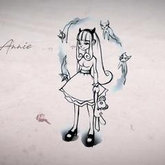 Annie Concept 4 (by Riot Artist <a href=