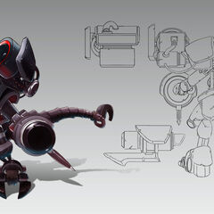 Battlecast Prime Cho'gath Concept (by Riot Artist <a href=