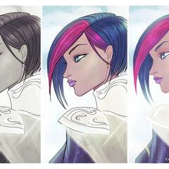 Fiora Concept 3 (by Riot Artist <a href=