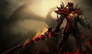 Jarvan IV DragonslayerSkin