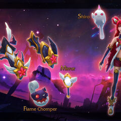 Star Guardian Jinx Model 2 (by Riot Artist <a href=