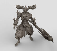 Kayn Seelenjäger- Darkin Model 01