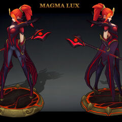 Elementalist Lux Model 7 (by Riot Artist <a href=