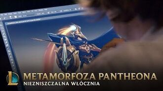 Metamorfoza Pantheona, Niezniszczalnej Włóczni — Za kulisami