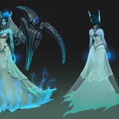 Ghost Bride Morgana Concept 2 (by Riot Artist <a href=