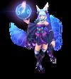 Ahri SpiritBlossom (Obsidian)