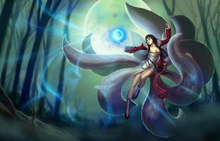 Ahri Standard Ahri S Unused