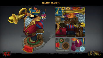 Bard der Barde model 02