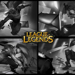 PROJECT: Ekko Splash Concept 1 (by Riot Artist <a href=