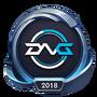 Emotka Mistrzostwa 2018 – DFM