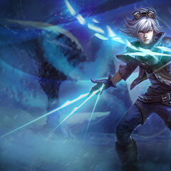 2nd Frosted Ezreal