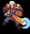 Graves BattleProfessor (Ruby)