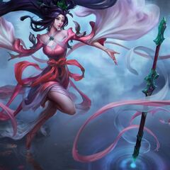 Sacred Sword Janna