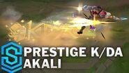 KDA-Akali (Prestige-Edition) - Skin-Spotlight