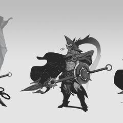 Pantheon Update Concept 12 (by Riot Artist <a href=