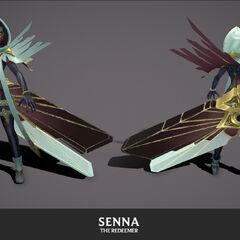 Senna Model 6 (by Riot Artist <a href=
