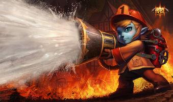 Tristana Feuerwehr-Tristana S Ch