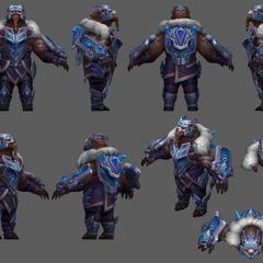 Runeguard Volibear Update Model