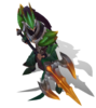 Xin Zhao Dragonslayer (Emerald)