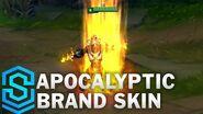 Apokalyptischer Brand - Skin-Spotlight
