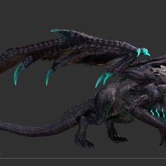 Elder Dragon Model 6 (by Riot Artist <a rel=