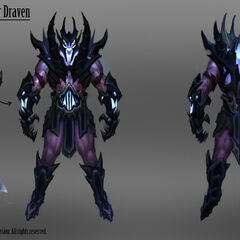 Soul Reaver Draven Concept (by Riot Artist <a href=