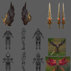 Iron Inquisitor Kayle Update Concept 3 (by Riot Artist <a rel=