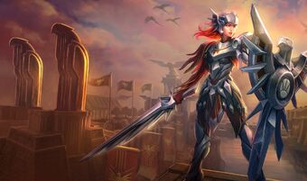 Leona Skins League Of Legends Wiki Fandom Powered By Wikia