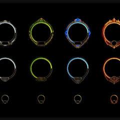 UI Concept 1 (by Riot Artist <strong class=