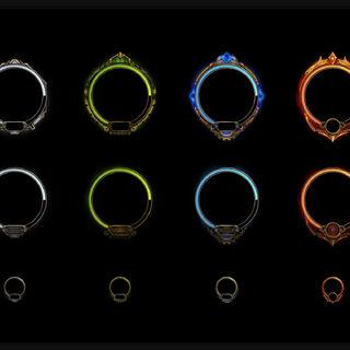 UI concept 1 (by Riot Artist <a href=