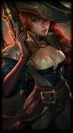 Miss Fortune CaptainFortuneLoading