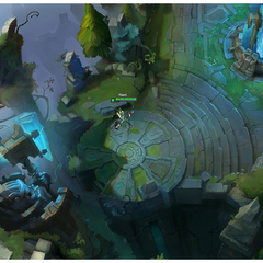Summoner's Rift Update Blue Nexus Obelisk Concept 2