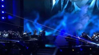 """The Crystal Method - """"Lucian"""" Live (League of Legends World Finals)"""