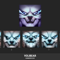 Volibear Icon Update Concept 1 (by Riot Artist <a href=
