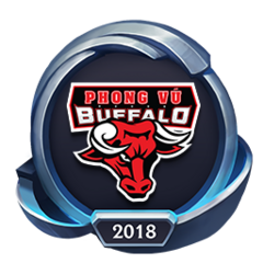 Mistrzostwa 2018 – PVB