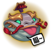 Blep Kench Chinese Emote