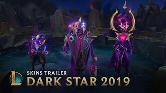 Dark Star 2019 Skins Trailer - League of Legends