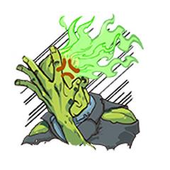 Portrety Zombie Branda, które pojawiły się zamiast ikon postaci wklejanych do komentarzy na oficjalnej stronie League of Legends