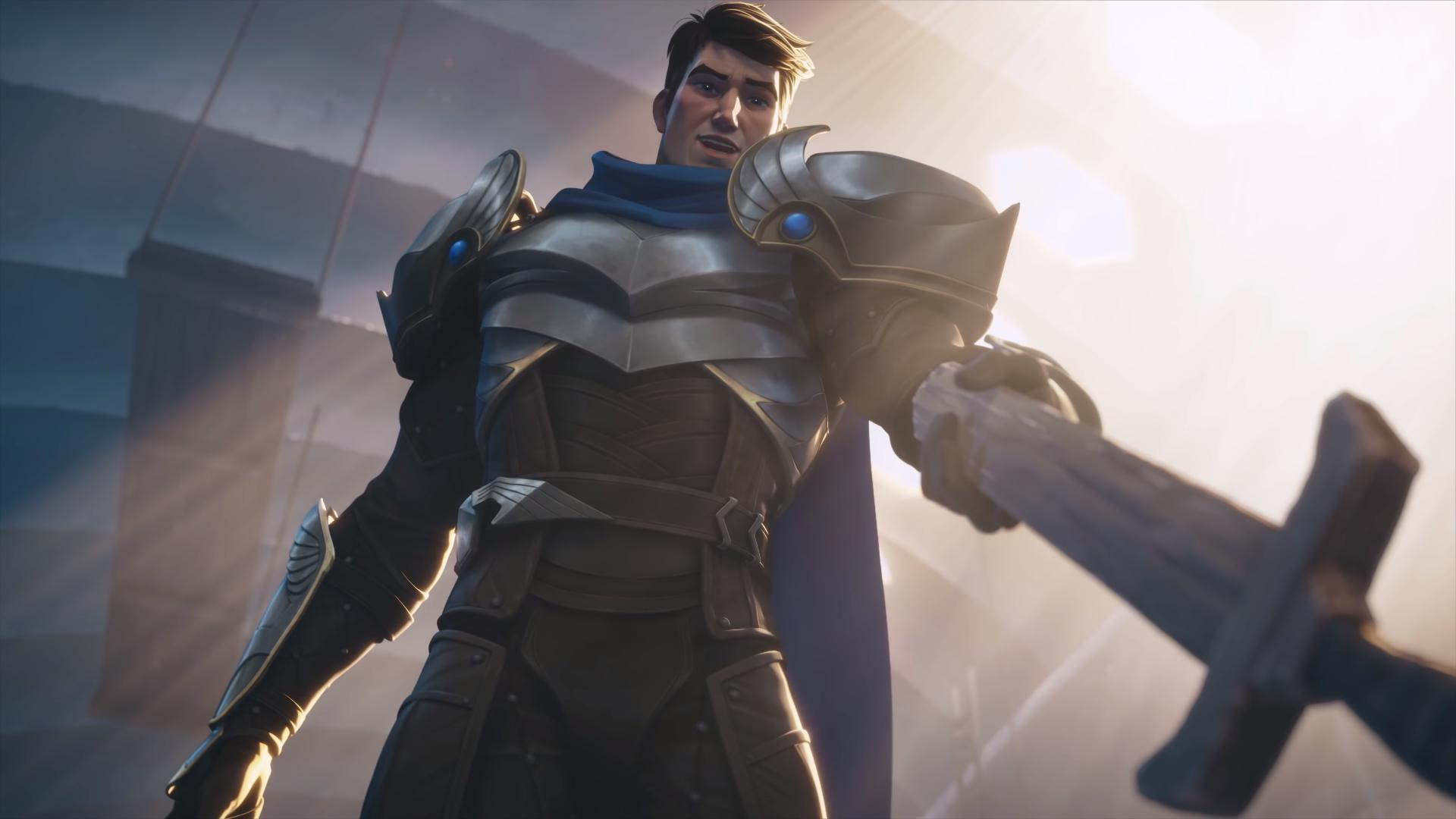 Garen Before Glory