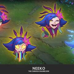 Koncept emotek Neeko 3 <small>(autor: <a class=