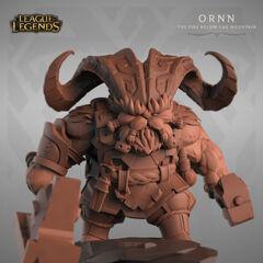 Ornn Model 1 (by Riot Artist <a rel=